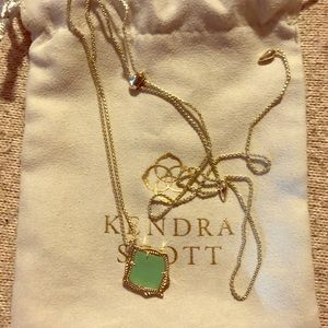 Kendra Scott adjustable necklace